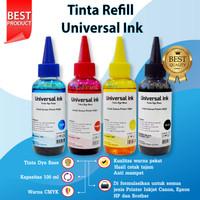 Tinta Refill Cartridge Canon PG810 CL811 PG-810 Cl-811 Tutup Kerucut