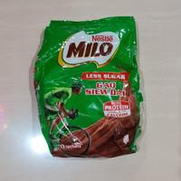 Susu Milo Gao Siew Dai Less Sugar Singapore 15 x 33 Gram