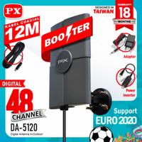 Antena TV digital Indoor/Outdoor PX DA-5120 New model DA-5200,DA-5700