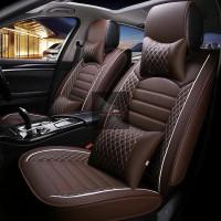 Sarung jok mobil Mazda Biante free cover stir dan bantal