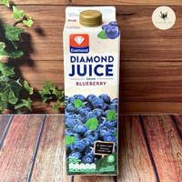 Jus Blueberry / Blueberry Juice Diamond 946 ml