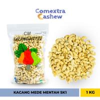 Kacang Mede Mentah SK1 1 Kg - Sulawesi Cashew Kacang Mente / Mete