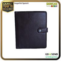 Booq Tas iPad Leather Premium Balistic Nylon Unisex Sling Bag A4