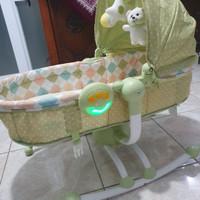 tempat tidur bouncer baby Elle not nuna Joie graco