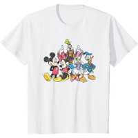 Baju Anak Disney Mickey Mouse and Friends T-Shirt - S