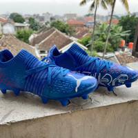 Sepatu Bola Puma Future Z Blue
