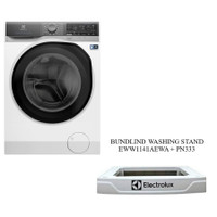 SPECIAL PROMO ELECTROLUX EWW1141AEWA FRONT LOAD WASHER 11 KG/7 KG
