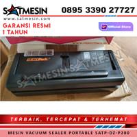 Mesin Vacum Vakum Press Sealer Basah Kering SATP-DZ-P280 Kedap Udara