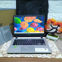 ASUS Vivobook A407UF Core i7 8550u/RAM 4GB/HDD 1TB/MX130 2GB HD FULSET