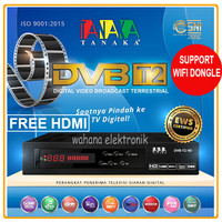 SET TOP BOX/Skybox DVB T2 TV DIGITAL TANAKA TERBARU GARANSI 1TH
