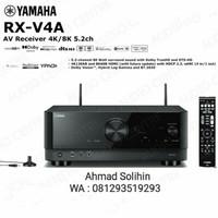 Yamaha Rxv4A Rxv 4A AV Receiver 8K 5.2 Channel Streamer Amplifier