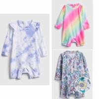 Swimsuit baju renang anak bayi cewek perempuan branded 0 - 2 tahun