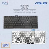 KEYBOARD ASUS VivoBook S14 X405 X405U X405UA X405UQ X405UR