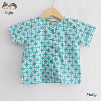 blouse batik anak baju batik anak perempuan baju atasan batik anak