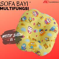 Sofa bayi new born multifungsi / kasur empuk untuk bayi / baby lounger