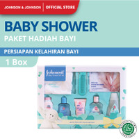 JOHNSON'S Baby Shower Gift Set - Paket Hadiah Bayi