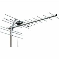 Antena Luar Digital TV Outdoor PF HD-12 + Kabel