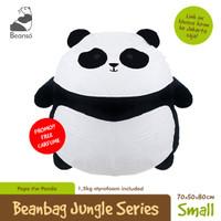 Bean Bag Lucu Panda Ukuran Kecil / Baby 70x50x80cm