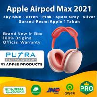Airpods Max - Air Pods Max - Airpod Max Original Garansi Apple Resmi - Pink, Garansi Inter