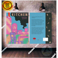 novel kitchen karya yoshimoto banana|original,
