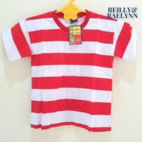 Baju Kaos Sakera Madura Lorek Anak Katun 24s - Baju Adat Madura - S