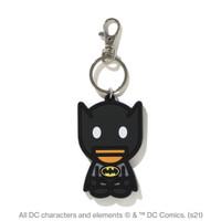 Bape Baby Milo x DC Batman Sillicone Keychain
