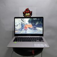 Asus VivoBook S14 A411 Nvidia 2GB MX130 8/128/1000 SSD Mulus Full Set