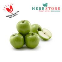 Buah apel hijau import granny smith (USA)