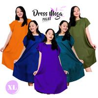Produsen Suplier Daster Midi Baju Tidur Wanita Dress Motif Murah D876
