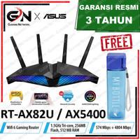 ASUS RT-AX82U WiFi 6 AX5400 WiFi6 With AiMesh AX 5400 Wireless router