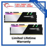 MEMORY RAM DDR4 Gskill TridentZ Trident Z RGB 32GB 2x16GB 3200Mhz