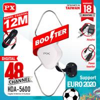 Antena TV digital Indoor/Outdoor PX HDA - 5600 Sama dgn HDA 5000