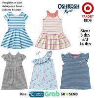Baju Dress Harian Anak Perempuan TARGET Original 4 - Dres Baby Kids