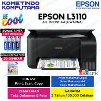 Printer Epson EcoTank L3110 / Ink Tank / Print / Scan / Copy