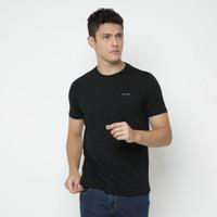 Kale Kaos Polos Cotton Combed 30S Lengan Pendek - Tshirt Arion