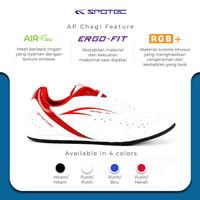 SPOTEC Sepatu Taekwondo Aero Putih - Merah - 37