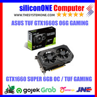 ASUS TUF GTX1660S O6G GAMING GTX1660 SUPER OC 1660
