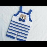 baju bayi rajut - 0-3 Bulan