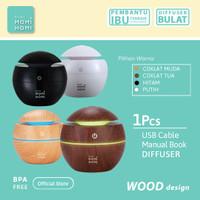 Humidifier Aroma Terapi diffuser Essential oil Pengharum Ruangan fresh