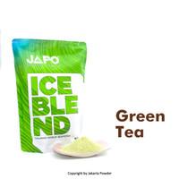 Bubuk Minuman Rasa Teh Merk JAPO - Matcha Green Tea