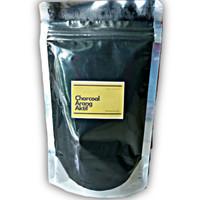 Charcoal 100g, Arang Aktif, Food Grade, Pemutih Gigi