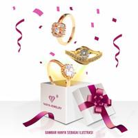 Special Misteri Box Cincin Perhiasan - Yaxiya Jewelry 813