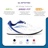 SPOTEC Sepatu Taekwondo Aero Putih - Biru - 37