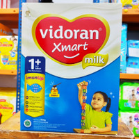 Susu Vidoran Xmart 1 Plus Nutriplex Madu 1000 gr / 1 kg