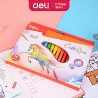 Deli EC10010 felt pen spoild 18 colors