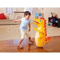 bob balon tinju dino tiger dolphin pukul boneka anak intex 44669