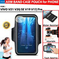 Vivo V21 V20 V19 V17 PRO Armband Arm Band Sport Sarung Case Hp Lengan - V21
