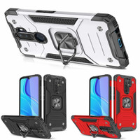 Casing Softcase Armor Style Oppo A5 A9 2020 Soft Back Case - Putih, OPPO A5 2020