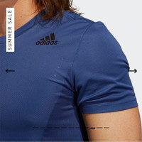 Kaos Jersey Adidas Original / Baju Olahraga Sport Running Gym / Dryfit