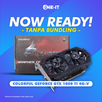 VGA / GPU Colorful GeForce GTX 1050 Ti 4G-V 4GB GDDR5 - GTX1050Ti